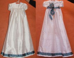 Baptismal Gown by Shpout