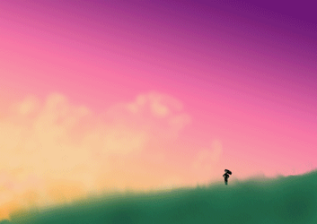 Sunset Clouds by AmazingSpork