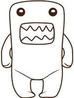 Domo by ChupaCabraThing