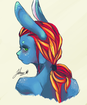 Bunny by Mr-Conx