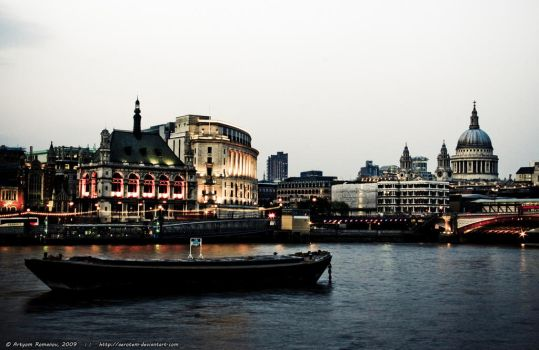 st pauls cathedral by aerotem