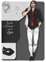 :PD: Jacob Crane by Achaii