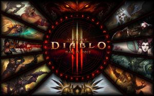 Diablo 3 - Year One by Holyknight3000