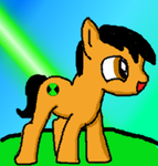 My youngr bro as a little pony by Sofiathefirst