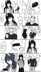 -One Moment- Comic by depression76