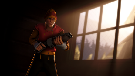 SFM Test remade by Kulkart