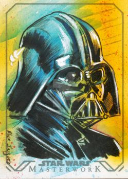 Darth Vader by AIart