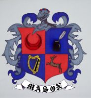 Coat of Arms by Mason44