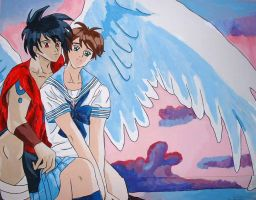 Escaflowne by TheNorthMint