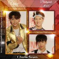UNIQ | Photopack #OO1 by AsianEditions