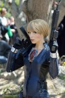 Jill Valentine resident evil cosplay comicon by LilituhCosplay