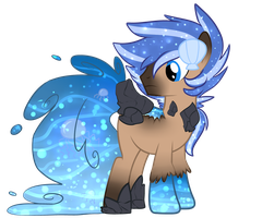 Waterfaller adopt (closed) by AzrealRou