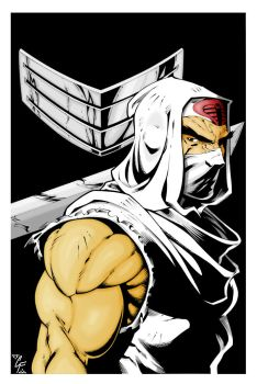 Stormshadow and snake eyessss by apocalypsethen