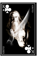 King of Clubs by AdorindiL