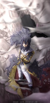Mard Geer | Fairy Tail by Dragon--anime