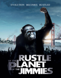 Rustle of the Planet of the Jimmies by Lordluke200