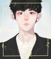 Chanyeol [EXO] by SilicaRm