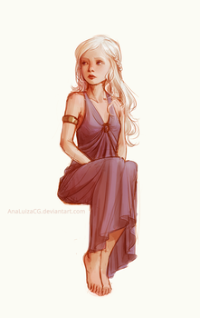 Dany by AnaLuizaCG