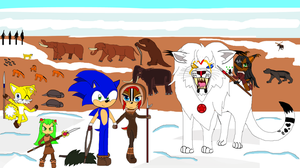 Christmas Gift 2: Freedom Fighters in an Ice Age by DarkCatTheKhajjit