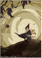 Over the garden wall tribute (WIP) by GretaGreta