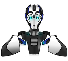 Volt Headshot by a-paranoid-android