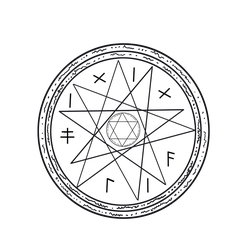 Pentacle by streamy-stock