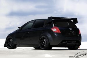 Kia Ceed_RWD_rear view_D.U.R.C.I by DURCI02