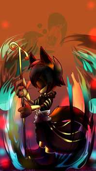 {AT} [Gift] Anubis by Guardian-cynthia22