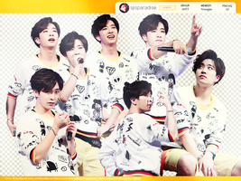 PNG Pack   07 PNG HQ   GOT7   Youngjae by SJIsParadise