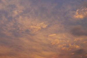 Sunset Cloud Stock 6518 by Phenix59