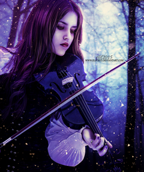 Snow Melody by EliF2015