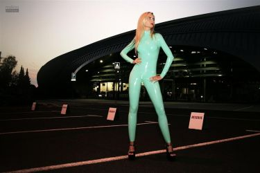 Danca Catsuit 09 Retro Original by malkiss