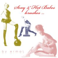 Hot - Sexy Babes by by-ermal