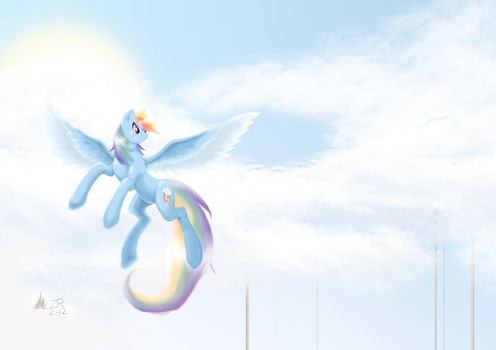 Sky High by SagebrushPony