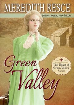 Book Cover for Green Valley by Meredith Resce-1 by pams00