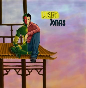 My Name is Jonas by BLIvorySS