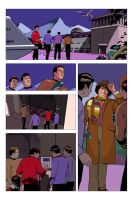 Star Trek:TNG / Doctor Who : Interior Page 4 by sharpbrothers