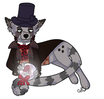 Mad as a hatter by R-o-d-e-n-t
