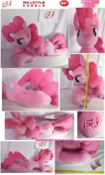 My Little Cuddle: Pinkie Pie by BlackWater627