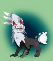 Lineless Silvally by Pikachugirl345