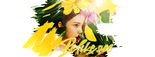 Be like sun /// Yeri by Kazcucheo