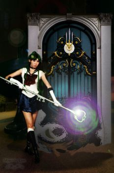 Sailor Pluto Space Time Door2 by miwitch