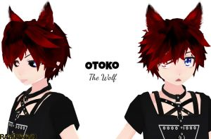 Otoko DL Down (I'm Tired and Update soon -_-) by RandyMMD