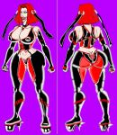 BLOODRAYNE-leather suit by xlob2