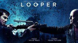 Looper movie banner by DComp