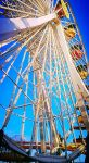 Santa Monica - Ferris Wheel by wolf-girl87