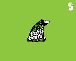 Buffbears-Logo by whitefoxdesigns