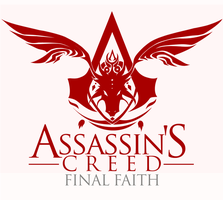 ASSASSIN'S CREED - FINAL FAITH Tribal Symbol by DirtyDirtySam