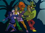Mystery Titans by SeanMcFarland
