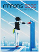 Mirror's Edge Poster by jmardesigns